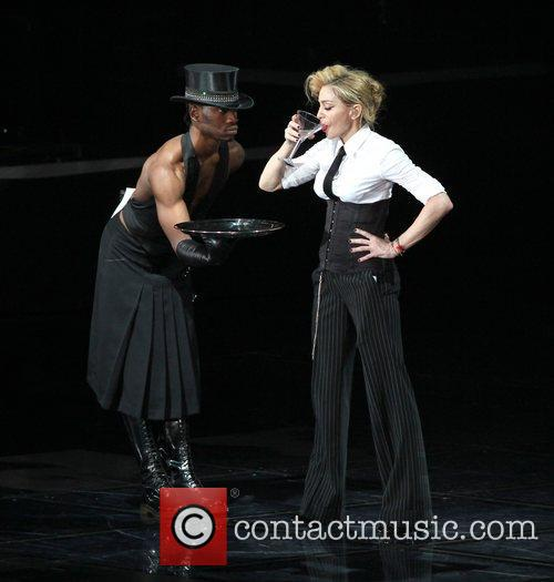 Madonna, Tour and Madison Square Garden 29