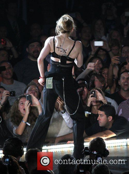 Madonna, Tour and Madison Square Garden 15