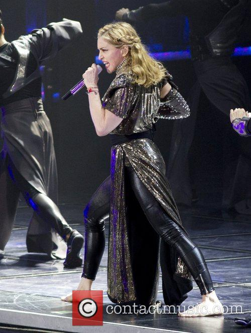 Madonna, Tour and Madison Square Garden 25