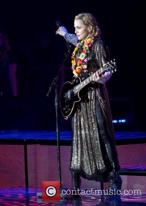 Madonna, Tour and Madison Square Garden 20