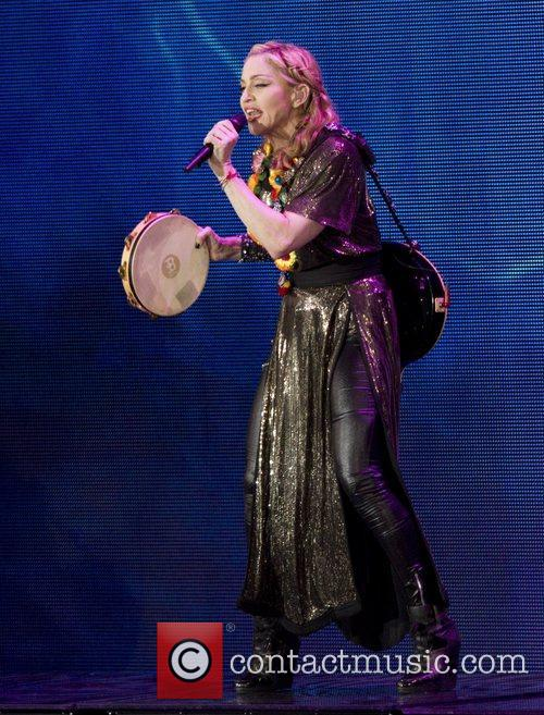 Madonna, Tour and Madison Square Garden 36