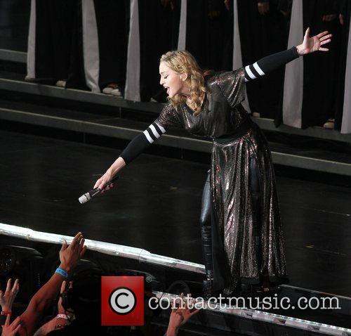 Madonna, Tour and Madison Square Garden 18