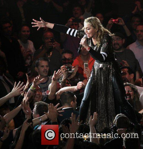 Madonna, Tour and Madison Square Garden 51