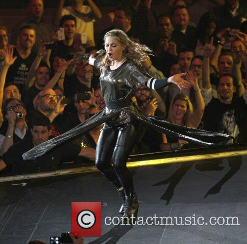 Madonna, Tour and Madison Square Garden 11