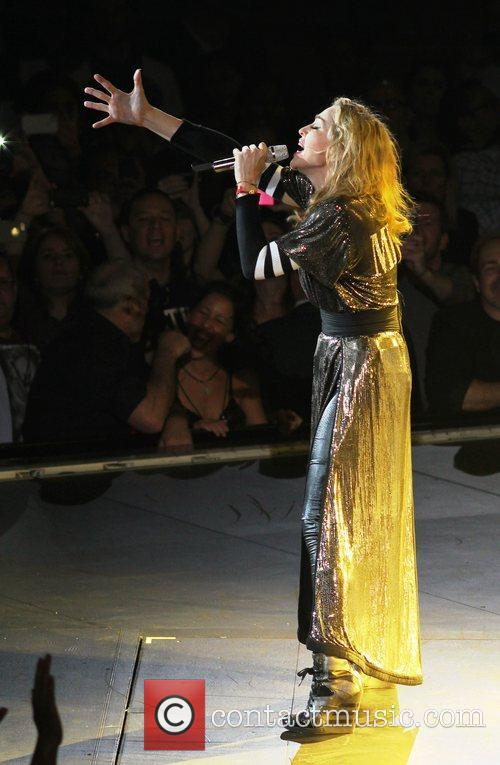 Madonna, Tour and Madison Square Garden 48