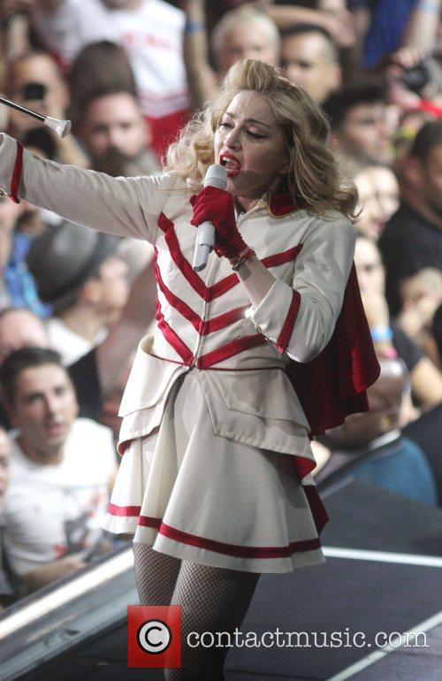 Madonna and Madison Square Garden 22