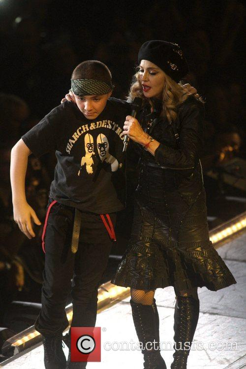 Madonna and Madison Square Garden 10