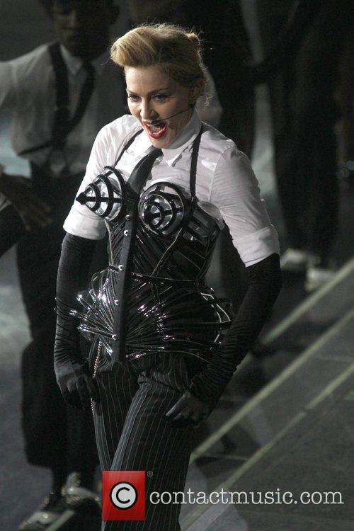 Madonna and Madison Square Garden 6