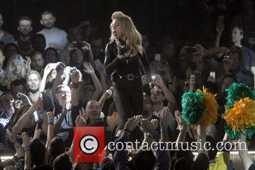 Madonna and Madison Square Garden 2