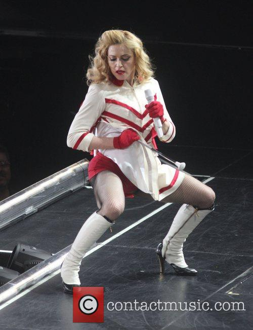 Madonna and Madison Square Garden 8