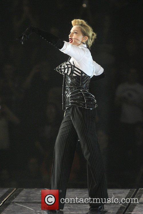 Madonna and Madison Square Garden 5