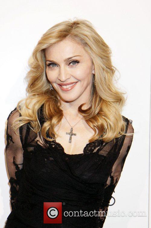 Madonna and Macy's 2