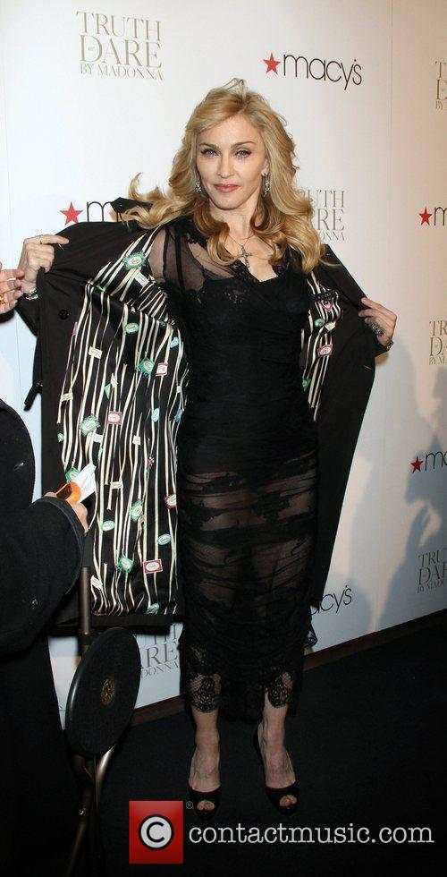 Madonna and Macy's 7