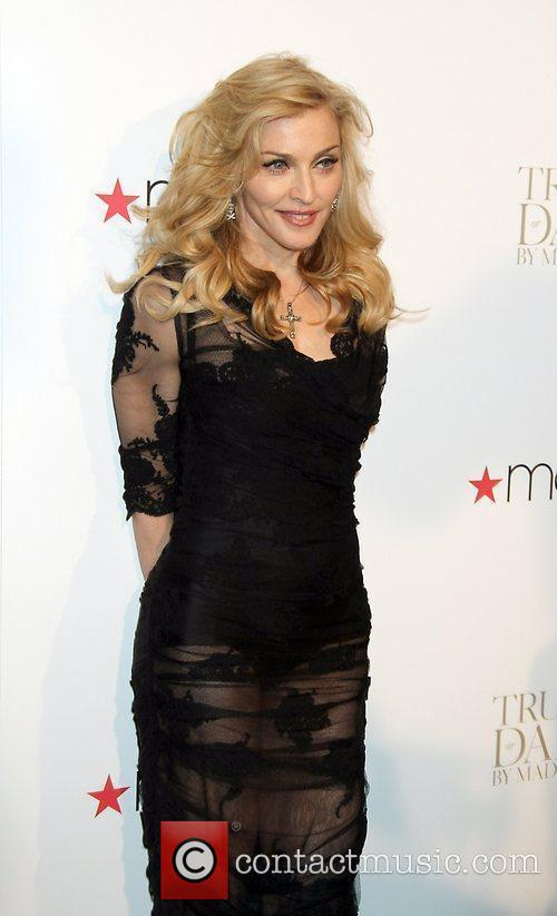 Madonna and Macy's 10