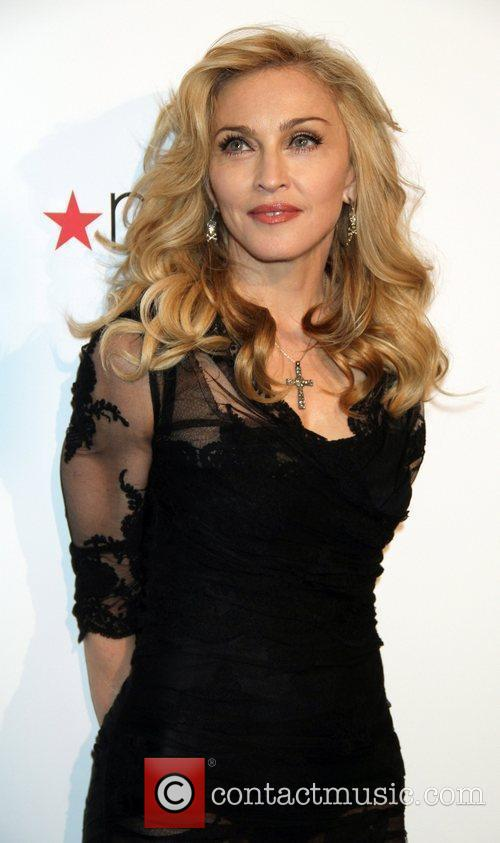 Madonna and Macy's 11