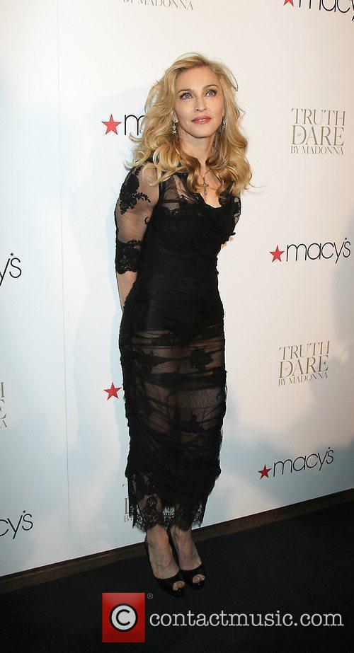 Madonna and Macy's 12