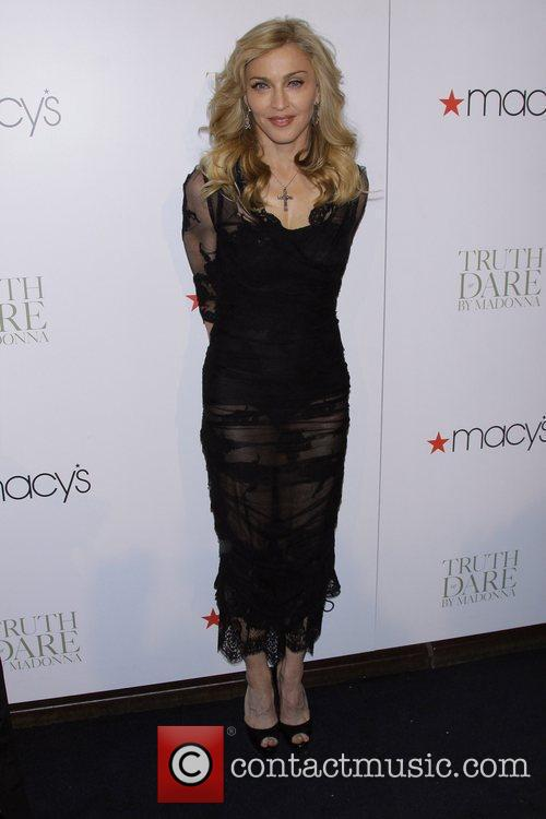 Madonna and Macy's 18