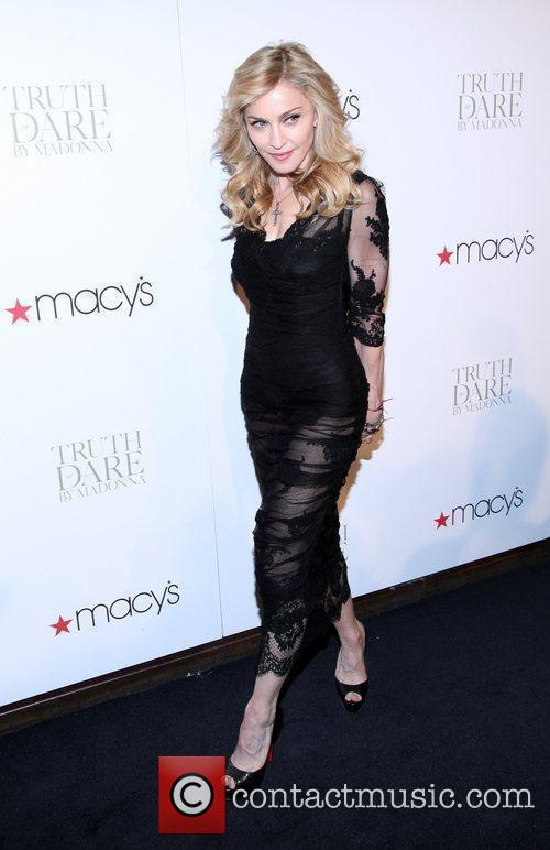 Madonna and Macy's 22