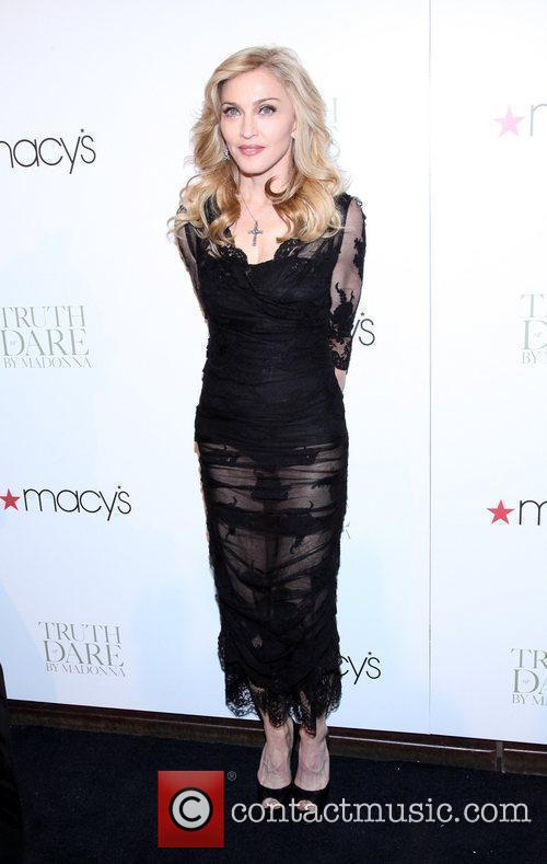 Madonna and Macy's 23