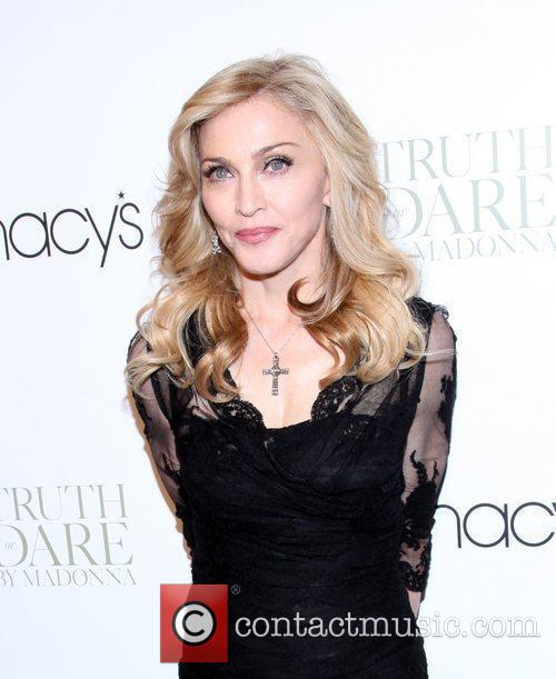 Madonna and Macy's 26