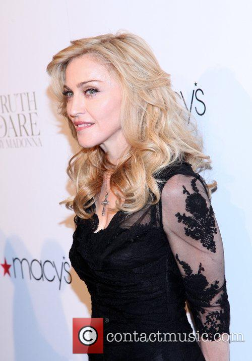 Madonna and Macy's 27
