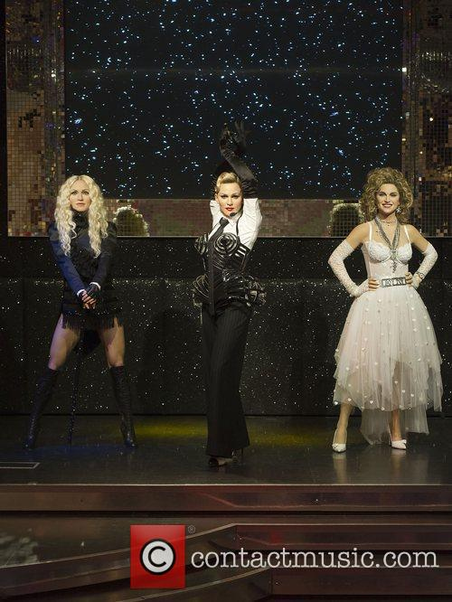 Three Madonnas, As and Madame Tussauds London 7