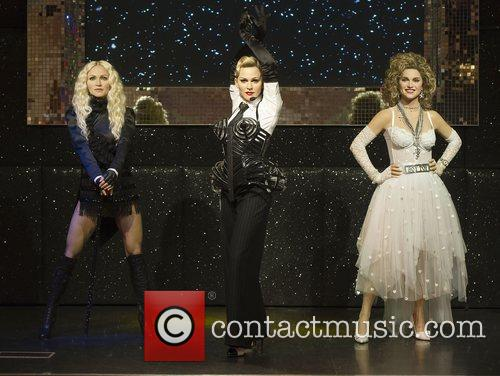 Three Madonnas, As and Madame Tussauds London 3