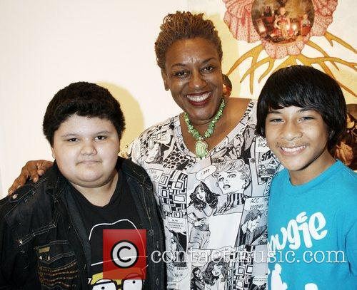 CCH Pounder Merry Karnowsky Gallery presents 'Madwoman In...