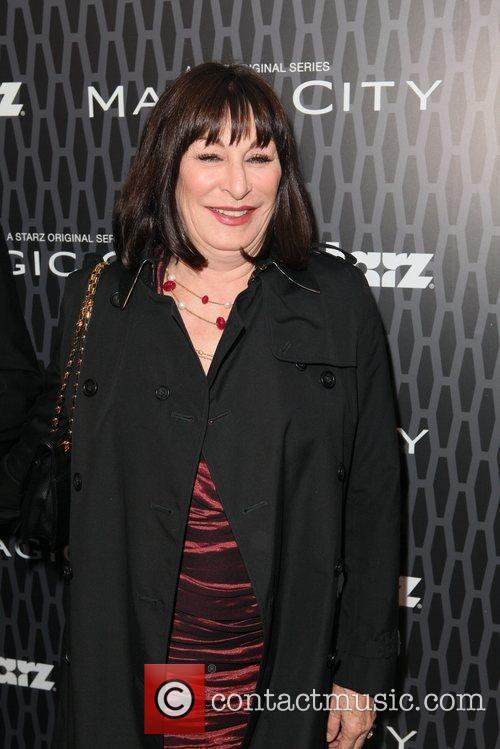 anjelica huston starz channels magic city premiere 5814510