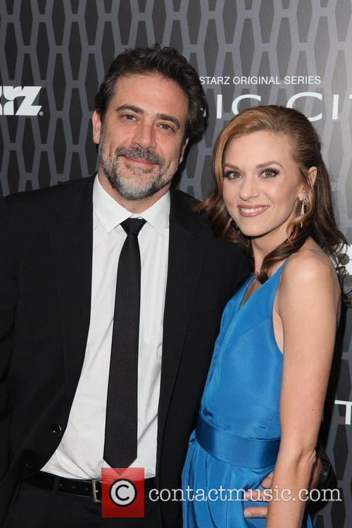 Jeffrey Dean Morgan and Hilarie Burton 3
