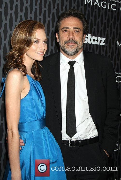 Jeffrey Dean Morgan and Hilarie Burton 4