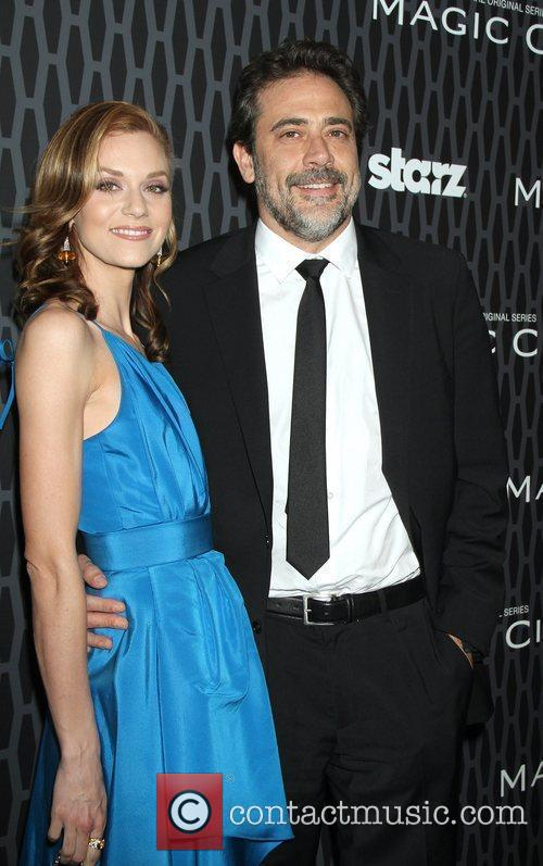 Jeffrey Dean Morgan and Hilarie Burton 6