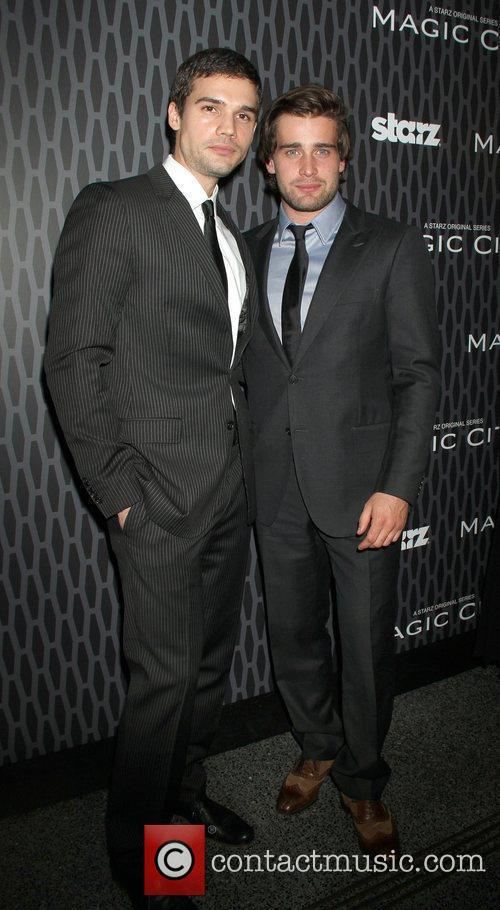 Steven Strait and Christian Cooke 5