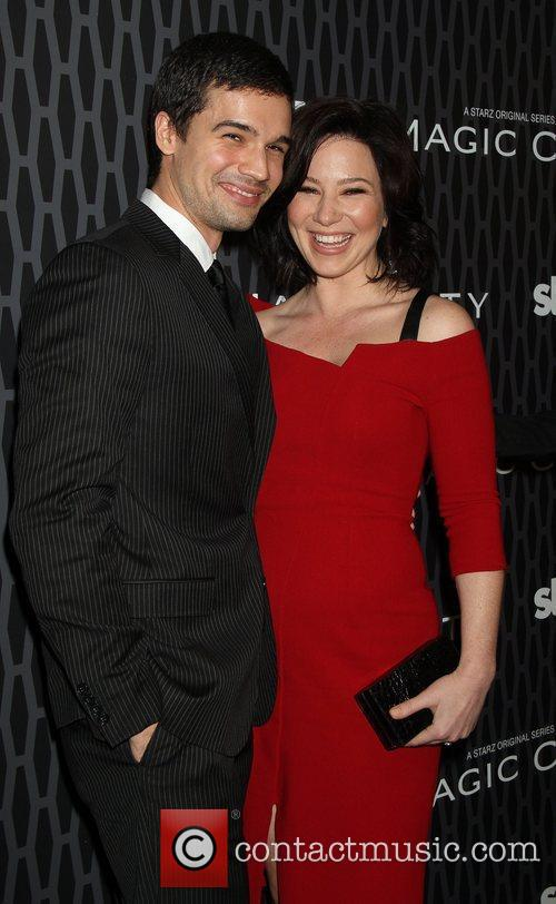Steven Strait and Lynn Collins 7