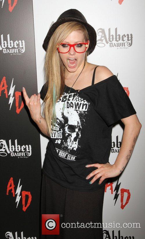 Avril Lavigne 5