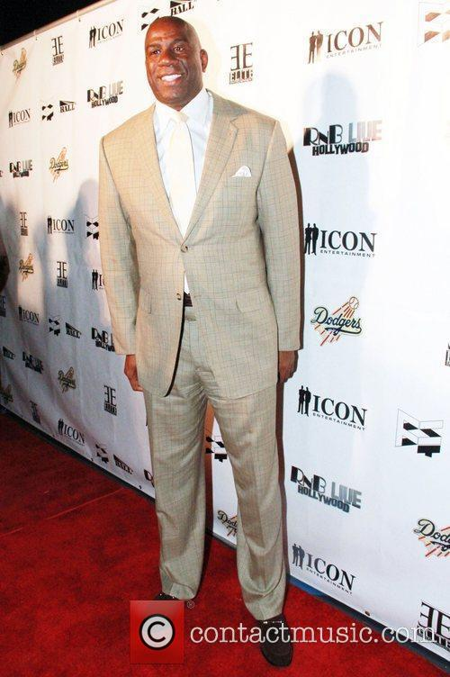 Magic Johnson 26