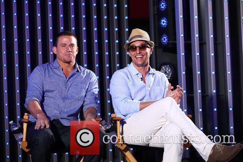 Channing Tatum and Matthew Mcconaughey 3