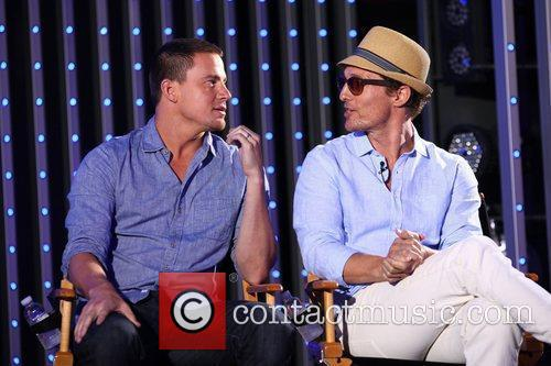 Channing Tatum and Matthew Mcconaughey 4