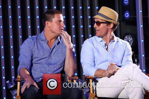 Channing Tatum and Matthew Mcconaughey 5