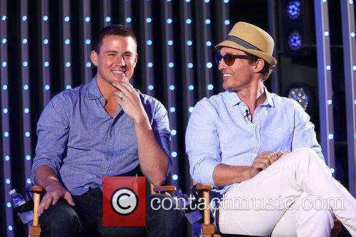 Channing Tatum and Matthew Mcconaughey 6