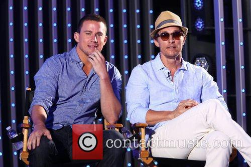 Channing Tatum and Matthew Mcconaughey 7