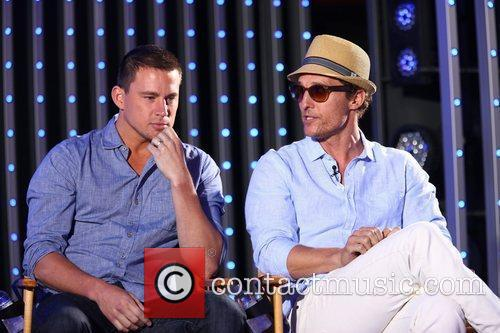 Channing Tatum and Matthew Mcconaughey 9