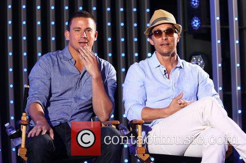Channing Tatum and Matthew Mcconaughey 10