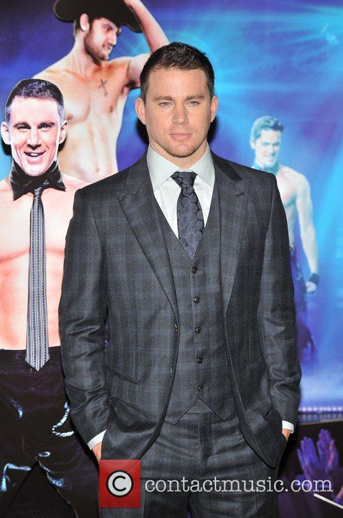 Magic Mike Premiere Channing Tatum
