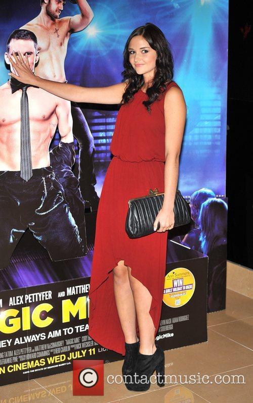 Jacqueline Jossa Magic Mike UK film premiere held...