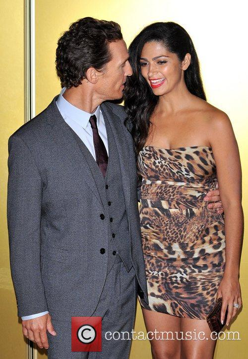 Matthew Mcconaughey and Camila Alves 12