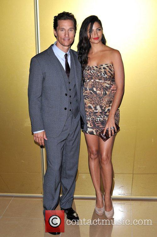Matthew Mcconaughey and Camila Alves 13