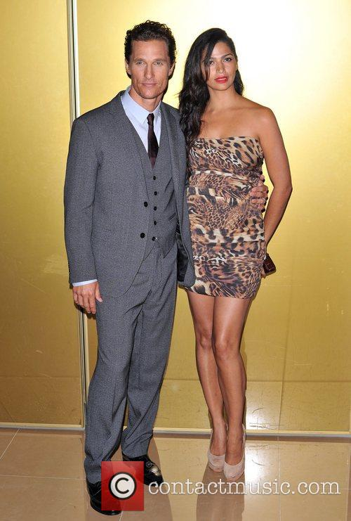 Matthew Mcconaughey and Camila Alves 14