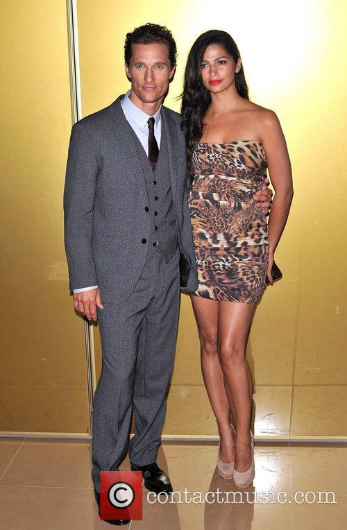 Matthew Mcconaughey and Camila Alves 15