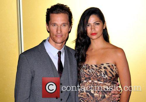 Matthew Mcconaughey and Camila Alves 16